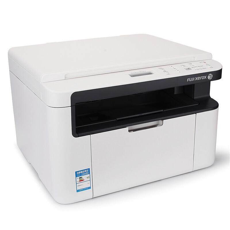 富士施乐(FujiXerox) M118w 黑白激光一体机