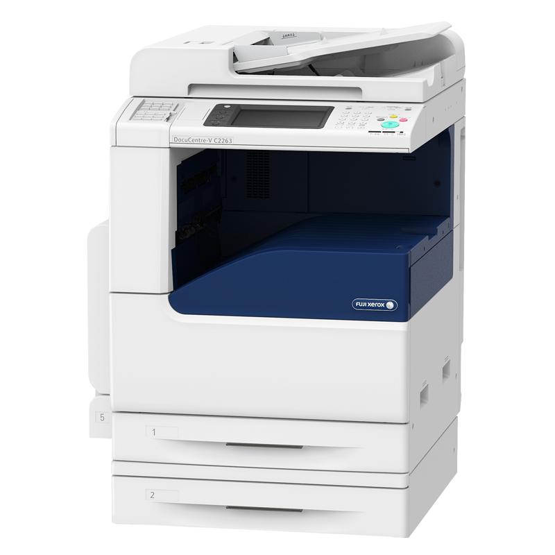 富士施乐(FujiXerox) DC-V2263CPS 彩色激光多功能一体机A3(复印/打印/扫描)
