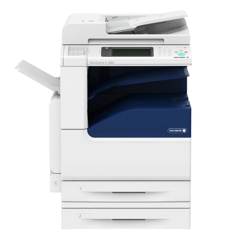 富士施乐(FujiXerox) DC-V3065CPS 黑白激光多功能一体机 复合机A3(复印/打印/扫描)