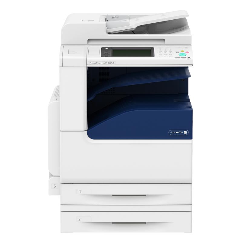 富士施乐(FujiXerox) DC-V2060CPS 黑白激光多功能一体机 复合机A3(复印/打印/扫描)